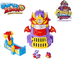 Superzings - Power Tower Assault Adventure 3, con 2 exclusivas figuras SuperZings