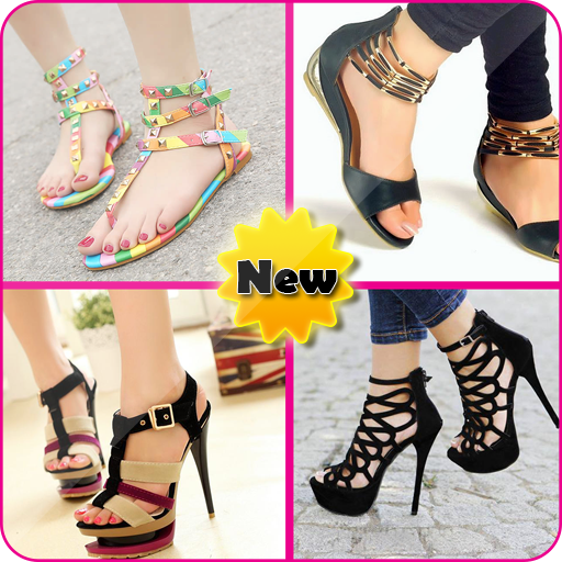 Stylish Ladies Shoes Designs Usols Beauty Amazonde Apps Für Android