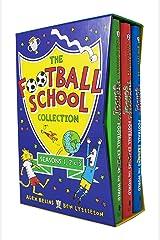 Football School Box Set: Seasons 1-3 Hardcover