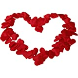 Futurekart Party Confetti Table Decoration/ Confetti Decoration Set of 100 (Red Rose)