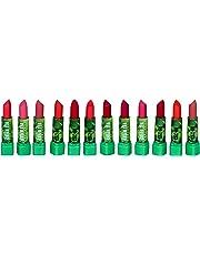 ADS Organic Green Tea Lipstick - Set Of 12