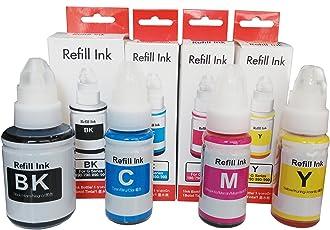 gocolor Canon Gi 790 Refill Ink Bottles(CANONGSERIES4, Multicolour)- Set of 4