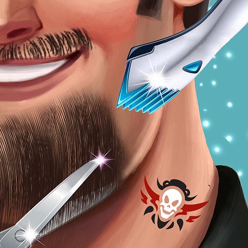 Barber Shop Beard Styles Hair Salon Games