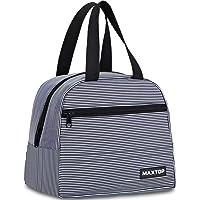 MAXTOP Petit Portable Sac Isotherme Repas Femmes Bureau Sac Dejeuner Lunch sac lunch box Enfants Pour Ecole Travail…