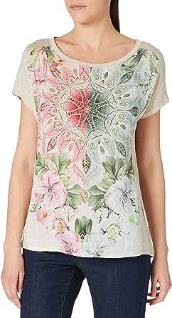 Desigual TS_copenhague T-Shirt Donna