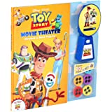 Disney/Pixar Toy Story Movie Theater (Movie Theater Storybook)