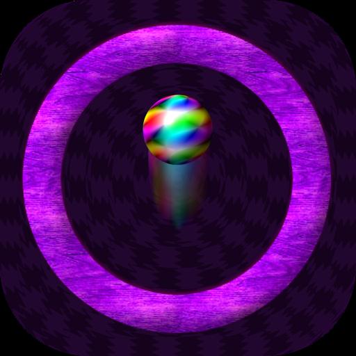 Purple Gravity Circle Free