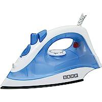 Usha Steam Pro SI 3713 1300-Watt Steam Iron (White/Blue)