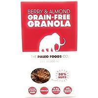 The Paleo Foods Co Paleo granola frutti di bosco 340g