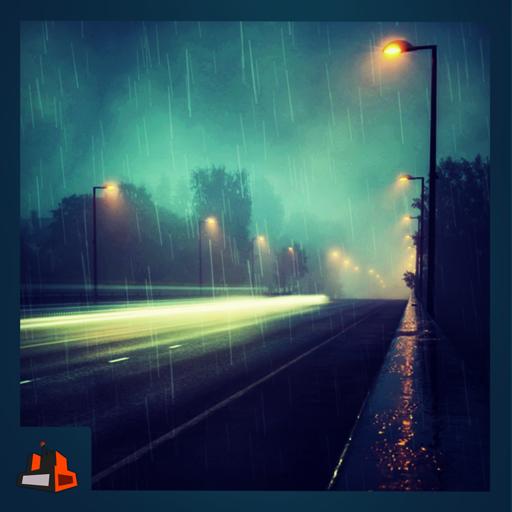 Animated Rain Drops - Feel the Rain on Your Screen