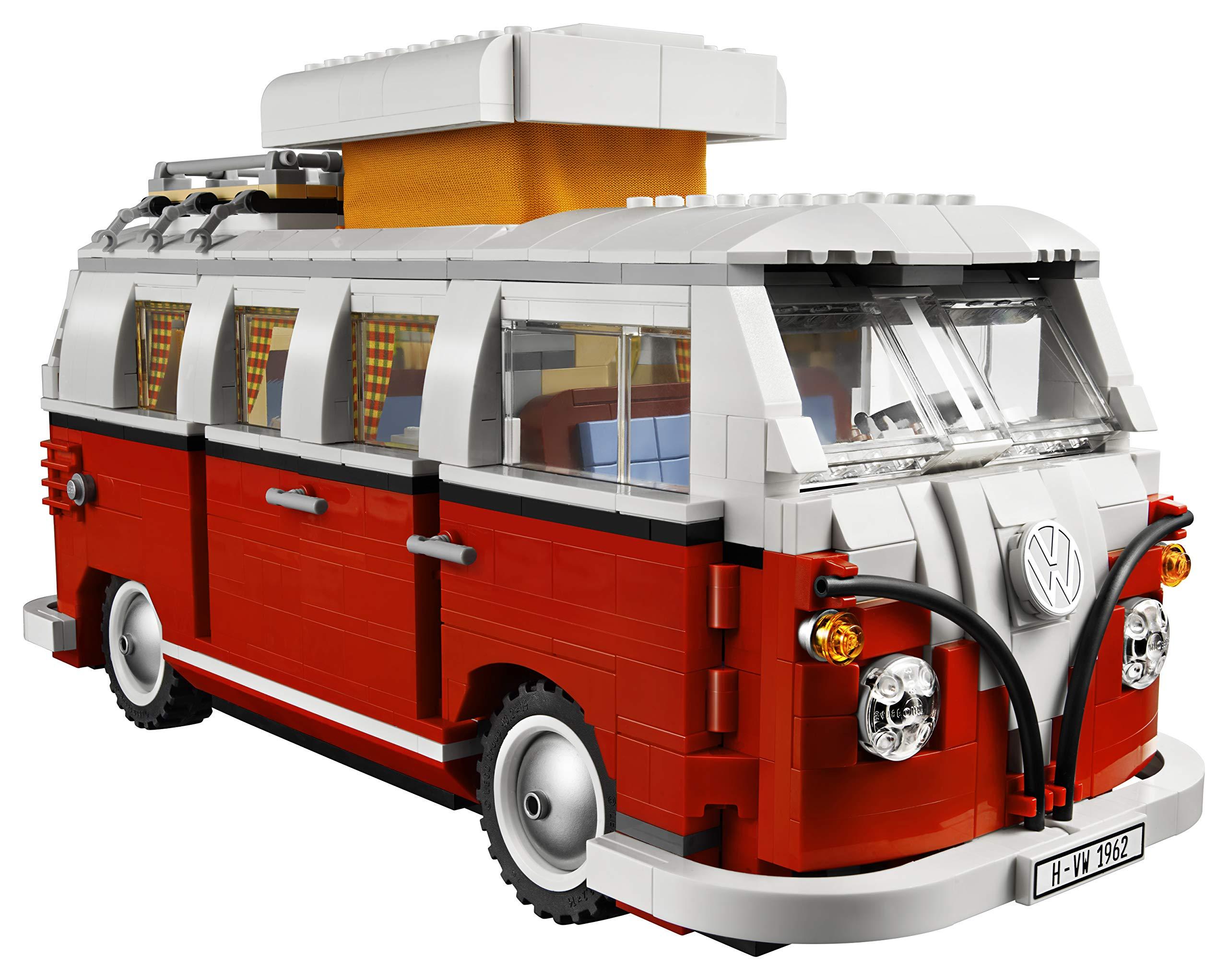 LEGO Volkswagen T1 Camper Van 2 spesavip