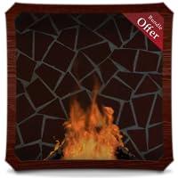 Fireplace Hut HD - Wallpaper & Themes