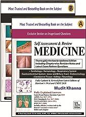 Self-Assessment & Review Medicine (Part A & B) (PGMEE)