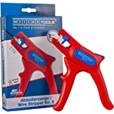 WEICON Striptang No. 6 1000 Volt, rood/blauw 0.2-6 mm² (24-10 AWG)