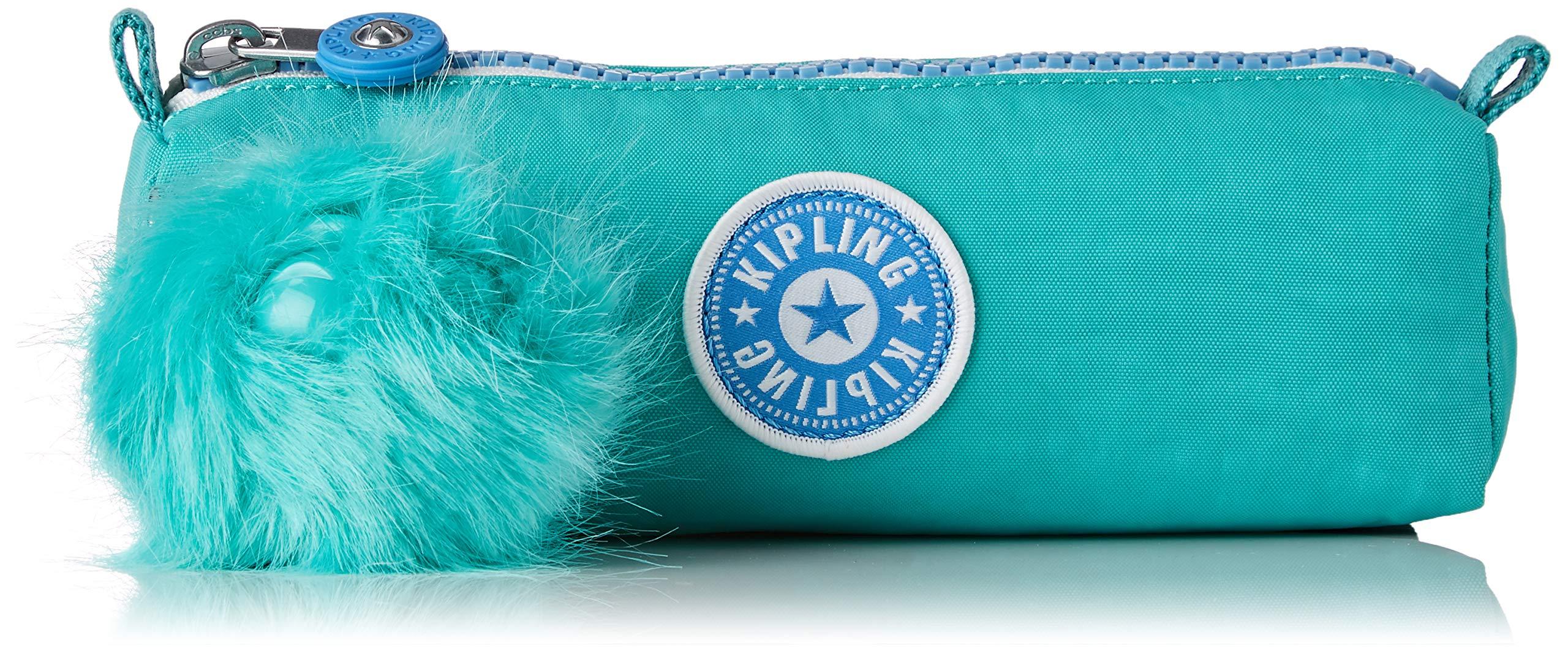 Kipling Freedom Estuches, 22 cm, 1 Liters, Azul (Deep Aqua C)