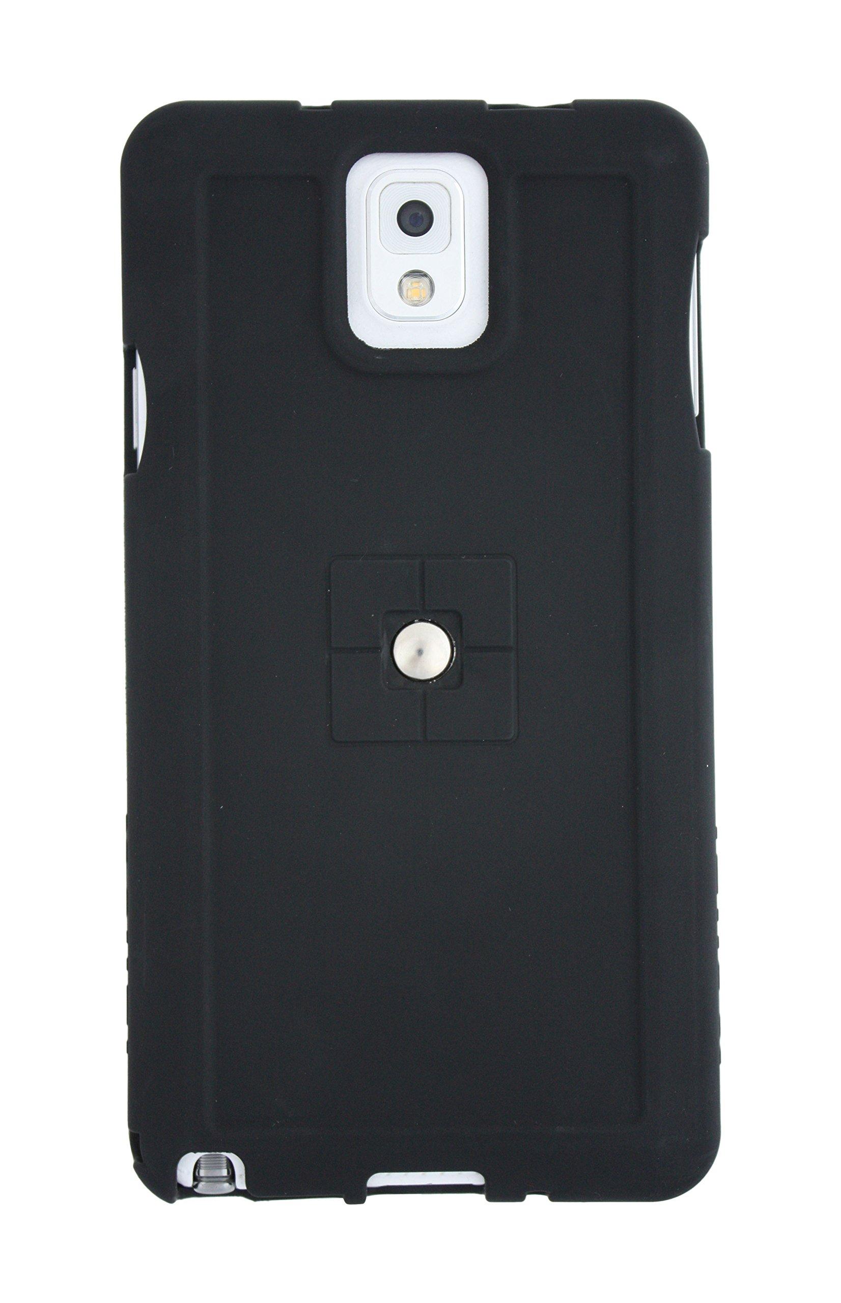 Walmec T12211/B Supporto Magnetico per Smartphone, Nero