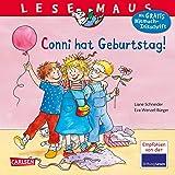 LESEMAUS 92: Conni hat Geburtstag! (92)
