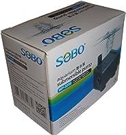 Sobo WP3200 Submersible Aquarium Water Pump (300/LPH MAX HEIGHT 0.6 Metre)