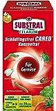 Celaflor Schädlingsfrei Careo Konzentrat Gemüse, vollsystemisches Mittel mit schneller Wirkung gegen Schädlinge an Pflanzen, 250ml