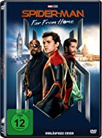 Spider-Man: Far From Home (DVD)