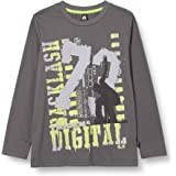 Trigema Camiseta de Manga Larga para Niños