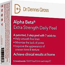 Dr Dennis Gross Alpha Beta Daily Peel Extra Strength Formula Packettes,   5 Stück