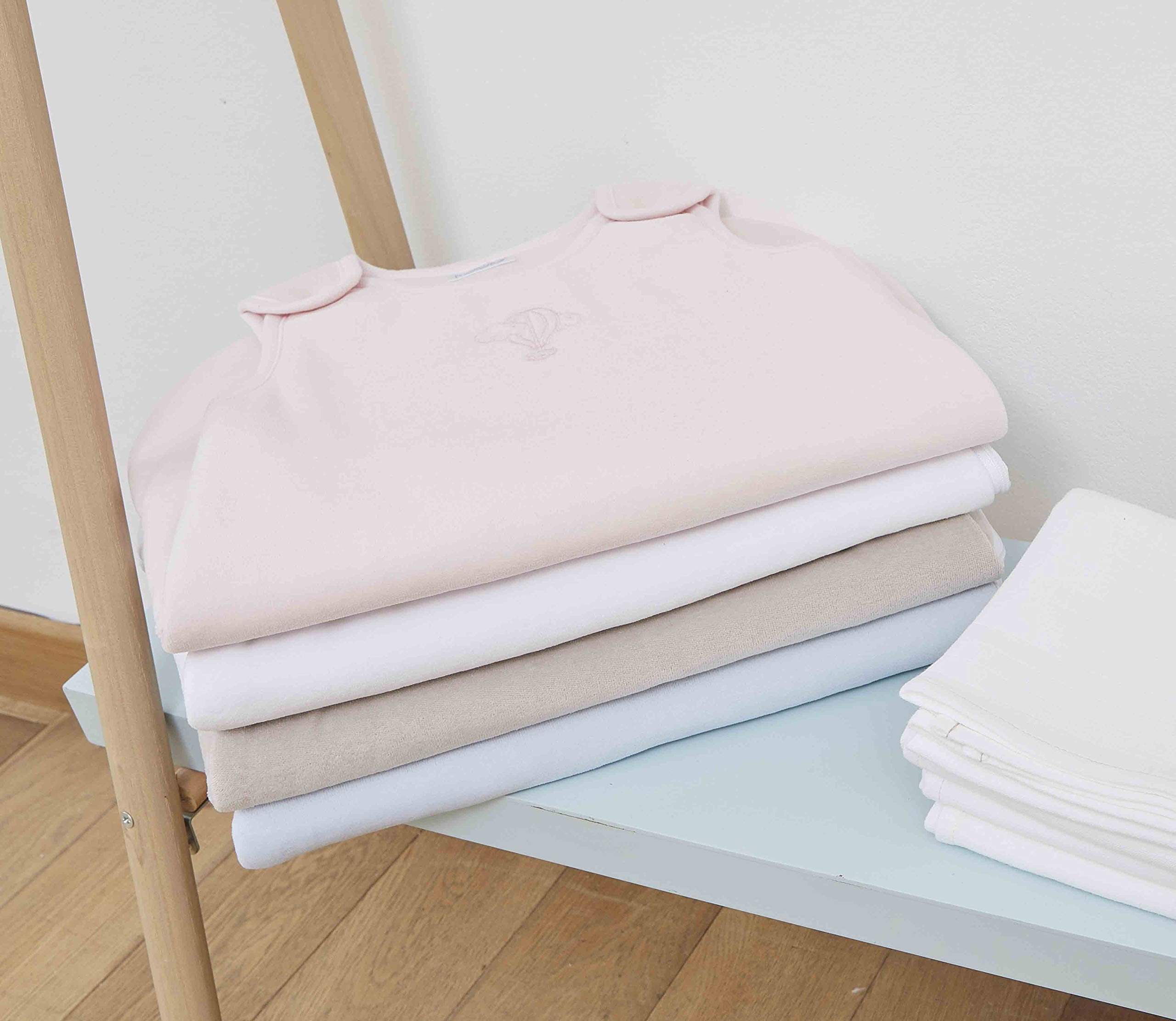 Premiers Moments–Turbulette/saco nacimiento (0–3meses, 55cm) en algodón Bio