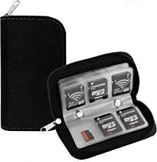 illios 24 Slots Case for Memory Cards (Black)