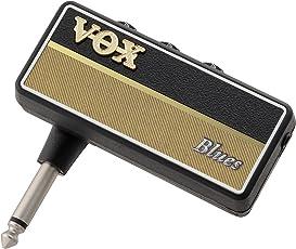 VOX amPlug 2Blues (AP2-BL)–Kopfhörerverstärker für Gitarre