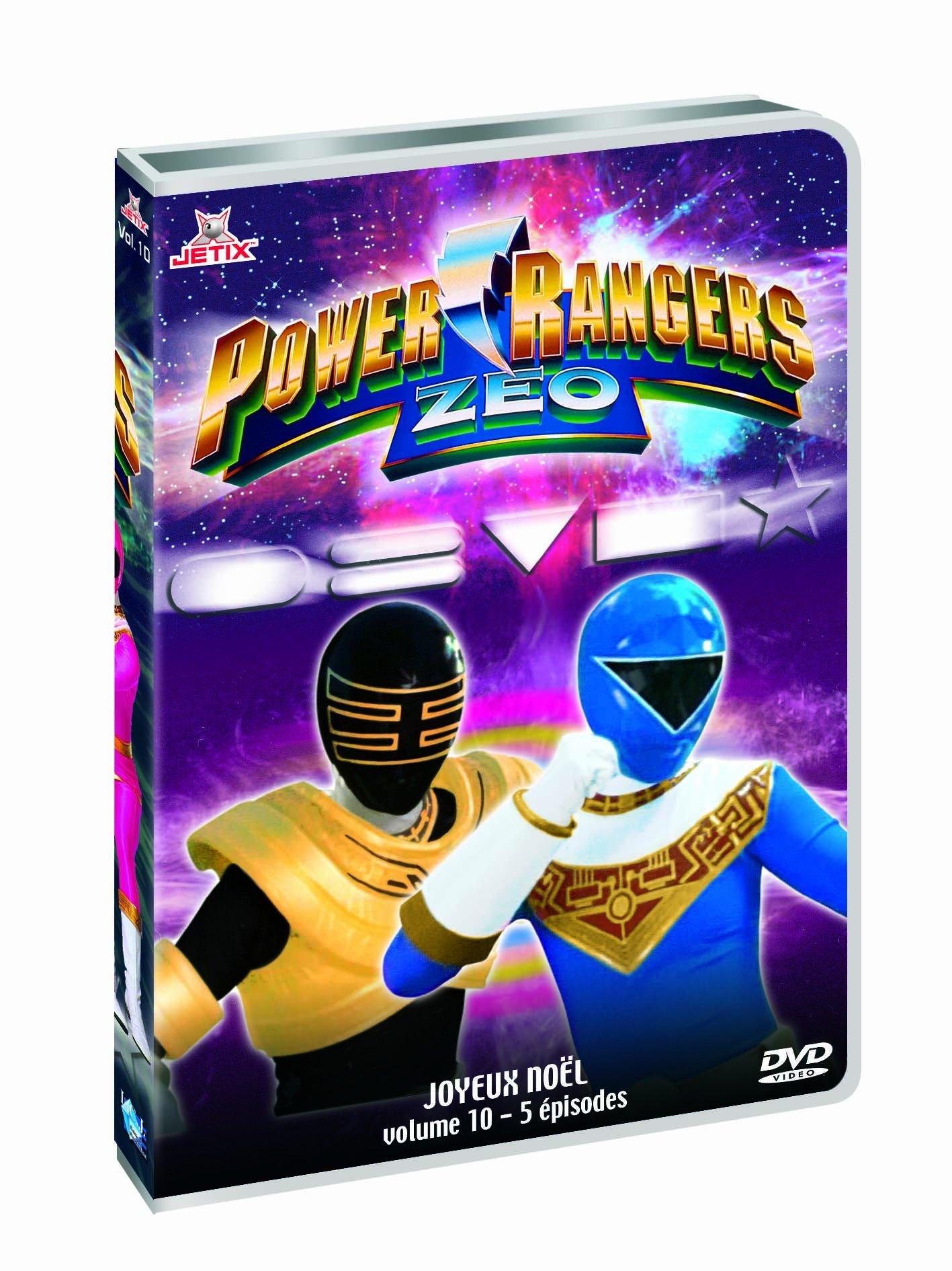 Power Rangers, Zeo - vol.10 [Edizione: Francia]