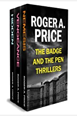 The Badge and the Pen Thrillers Kindle Edition