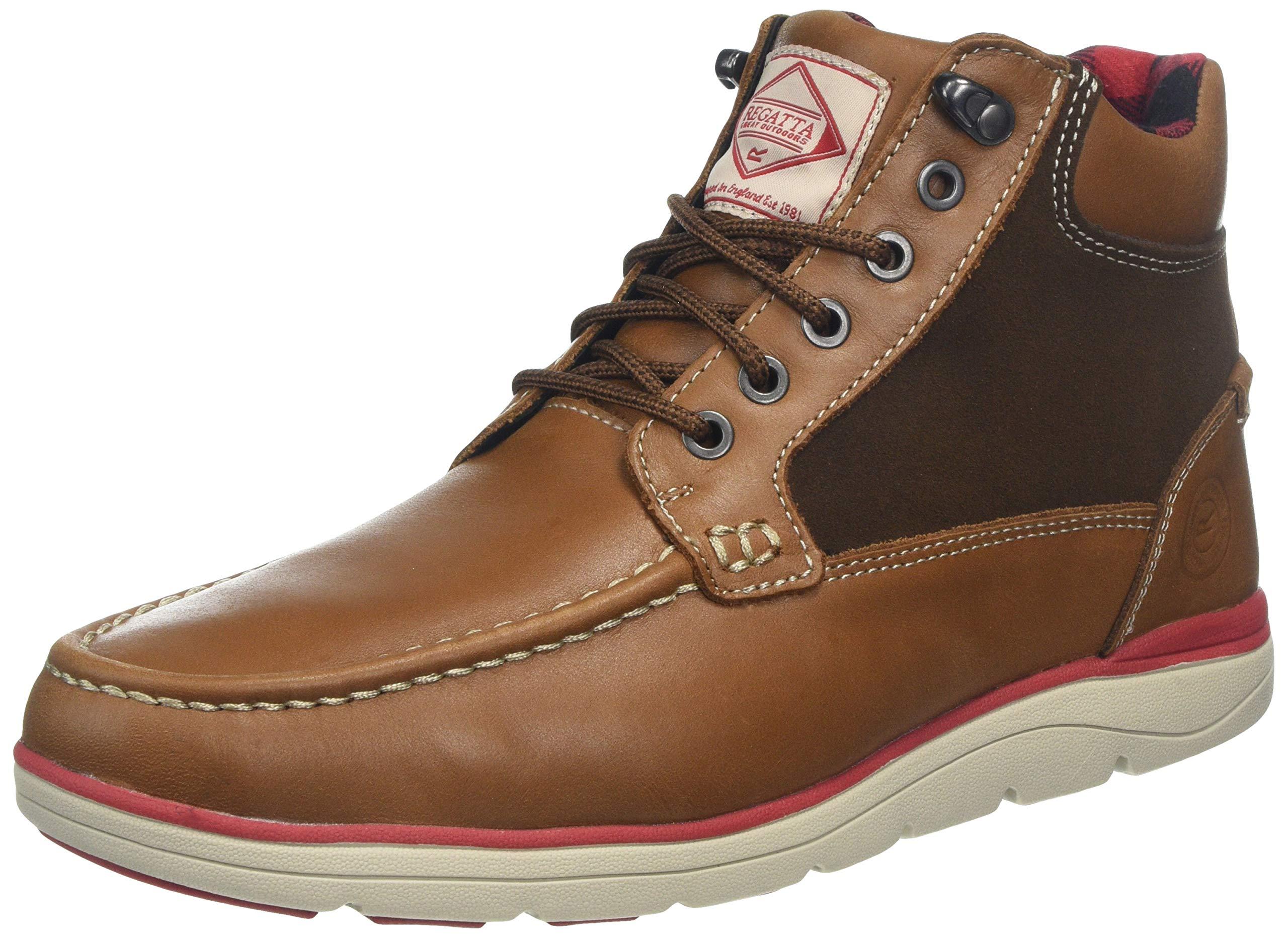 Regatta Denshaw, Men's High Rise Hiking Boots 1