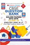 Oswaal CBSE Question Bank Class 10 English Language & Literature Chapterwise & Topicwise (For March 2020 Exam)