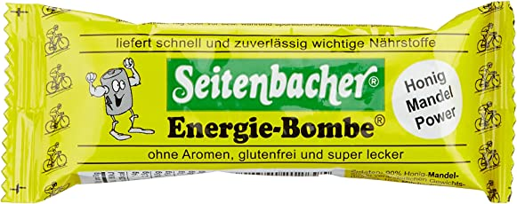 Seitenbacher Energie-Bombe, 12er Pack (12 x 50 g Packung)