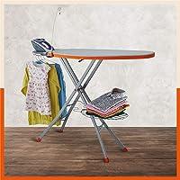 Bathla X-Pres Ace Pro - Extra Large Foldable Ironing Board with Aluminised Ironing Surface (Silver & Grey)