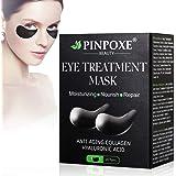 Maschera per gli occhi, Eye Patch, Maschera d'occhio del collagene, Eye Mask, Alghe occhi Pads, Maschere Eye Gel Patches - Id