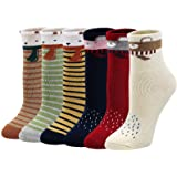 LOFIR Dicke Kinder Socken aus Baumwoll Winter Warme Thermo Socken für kleine Mädchen Jungen Kleinkind Neuheit Socken…
