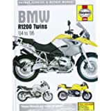 BMW R1200 Twins 04 to 06 (Haynes Service and Repair Manuals)