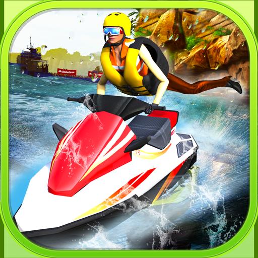 Water Jet Ski Simulator (Jet Ski Boat)