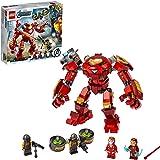 LEGO® Marvel Avengers Iron Man Hulkbuster versus A.I.M. Agent 76164 bouwset met superheldenthema en minifiguren (456 onderdel