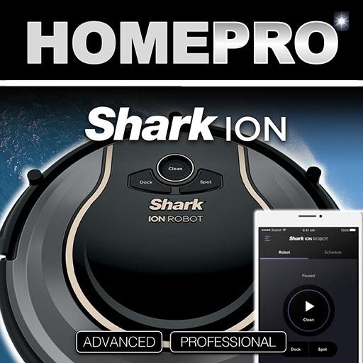 HomePro for Shark ION Vacuum