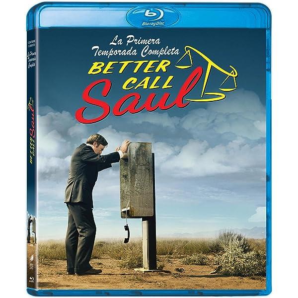 Better Call Saul Blu Ray [Blu-ray]: Amazon.es: Bob Odenkirk ...