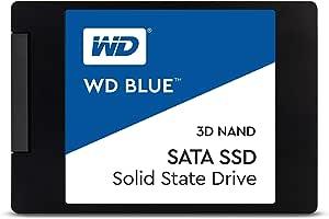 Wd Blue 3d Nand Sata Ssd 2 Tb 2 5 Zoll Computer Zubehör