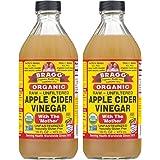 Bragg Apple Cider Vinegar - 473 ml (Pack of 2)