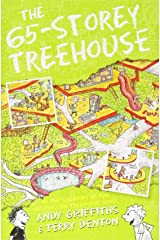 The 65-Storey Treehouse: The Treehouse Books 05 Paperback