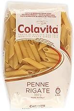 Colavita Penne Rigate Pasta 500g (Durum Wheat Pasta)
