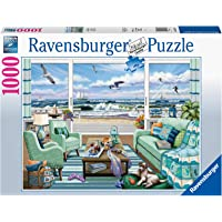 RAVENSBURGER Rest on The Beach 1000 Pieces