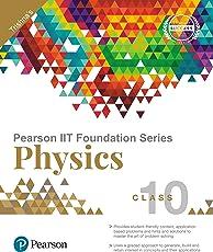 Pearson IIT Foundation Physics Class 10