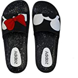 Zappy Women's and Girls Unique Design Slippers Flip Flop | Slides
