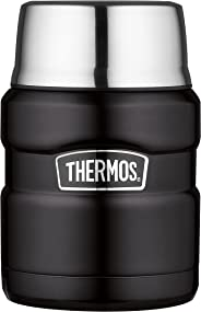 Thermos - Conteneur de nourriture - King - Thermax - Noir